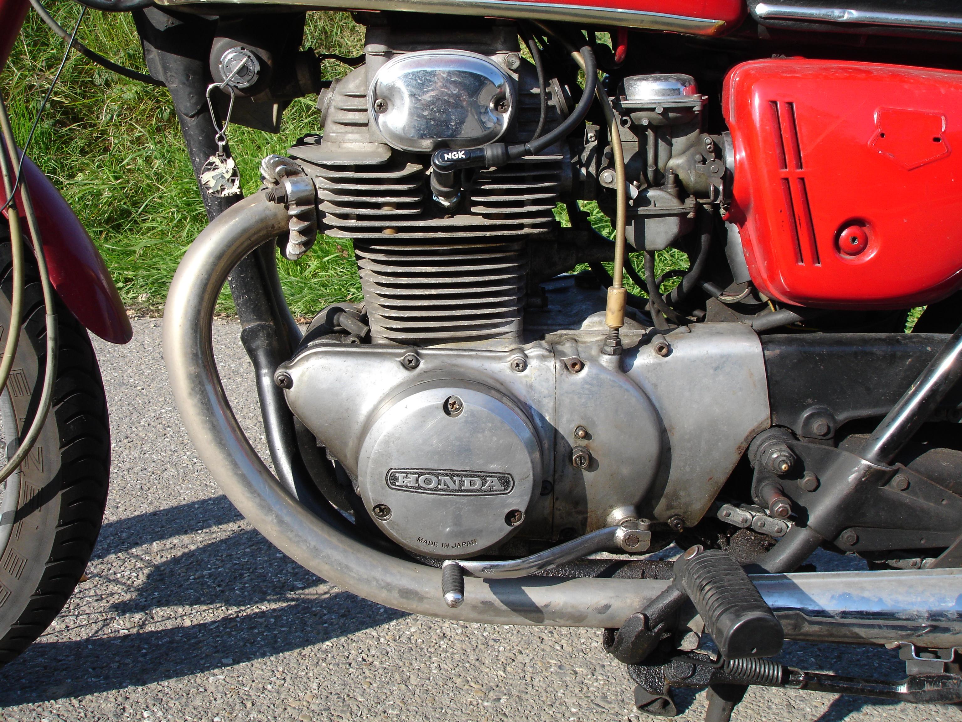 Filtre à huile Honda CB 250 CB 250 N CB 400 N CB 400 T